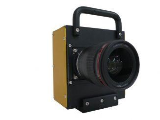 Canon camera prototype with 250mp CMOS sensor