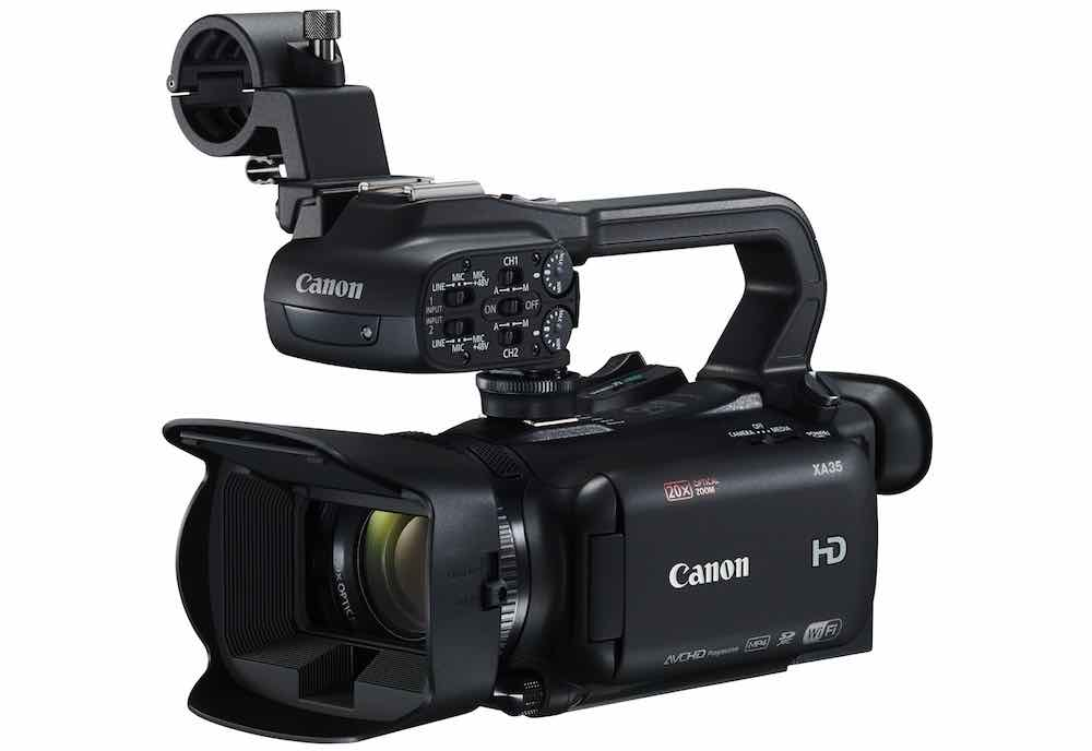 Canon's upcoming XA35