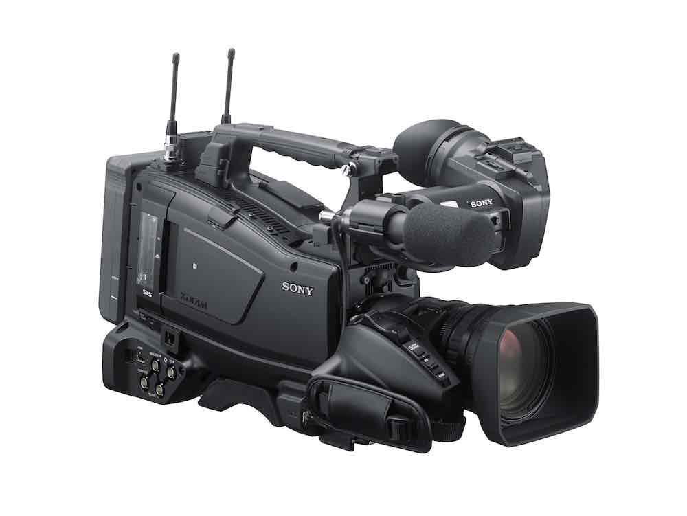 Sony brings out pxw x400 shouldermount camera for Camera and camera