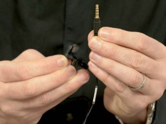 Shure MVL clip mic