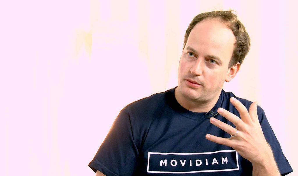 Movidiam co-founder George Olver