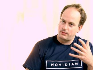 Movidiam co-founder George Olver
