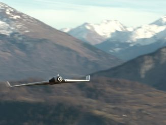Parrot Disco fixed wing camera drone