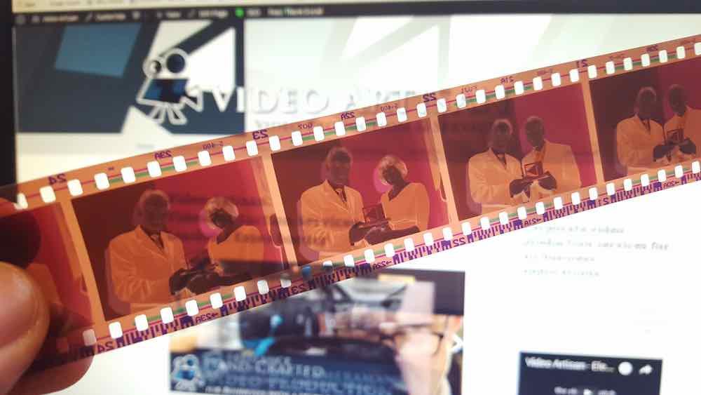 Video Artisan restoring images