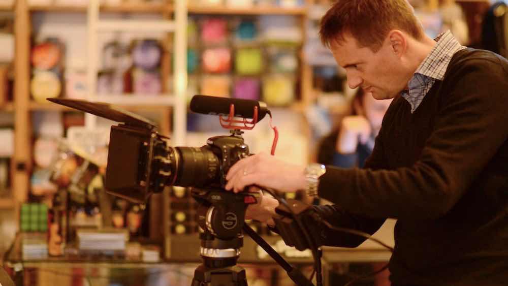 Nikon D750 and an Atomos Ninja II recorder