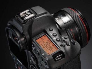 Canon's new EOS-1D X Mark II