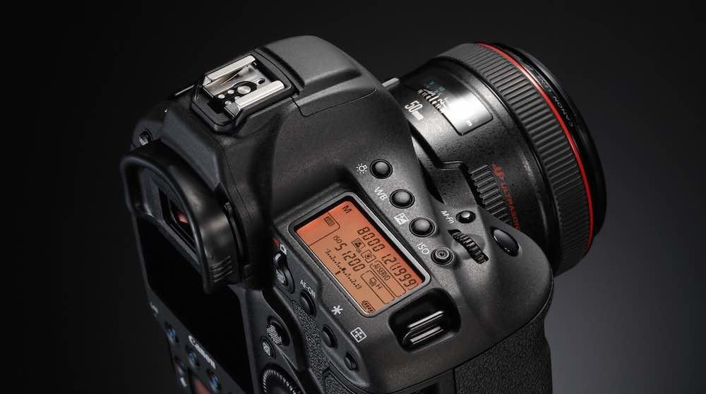 Canon's new EOS-1D X Mark II