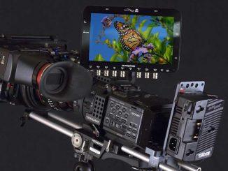 Odyssey 7Q+ on Sony FS700