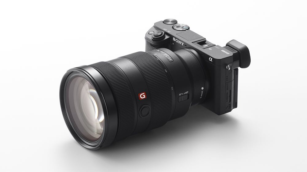 Sony's upcoming A6300