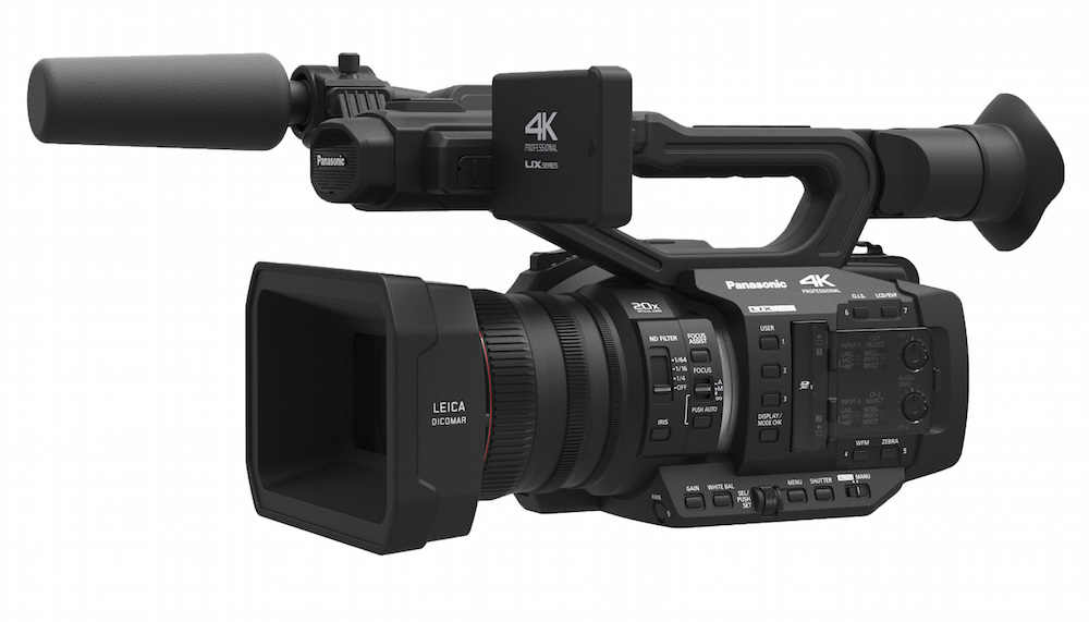 AG-UX180 from Panasonic