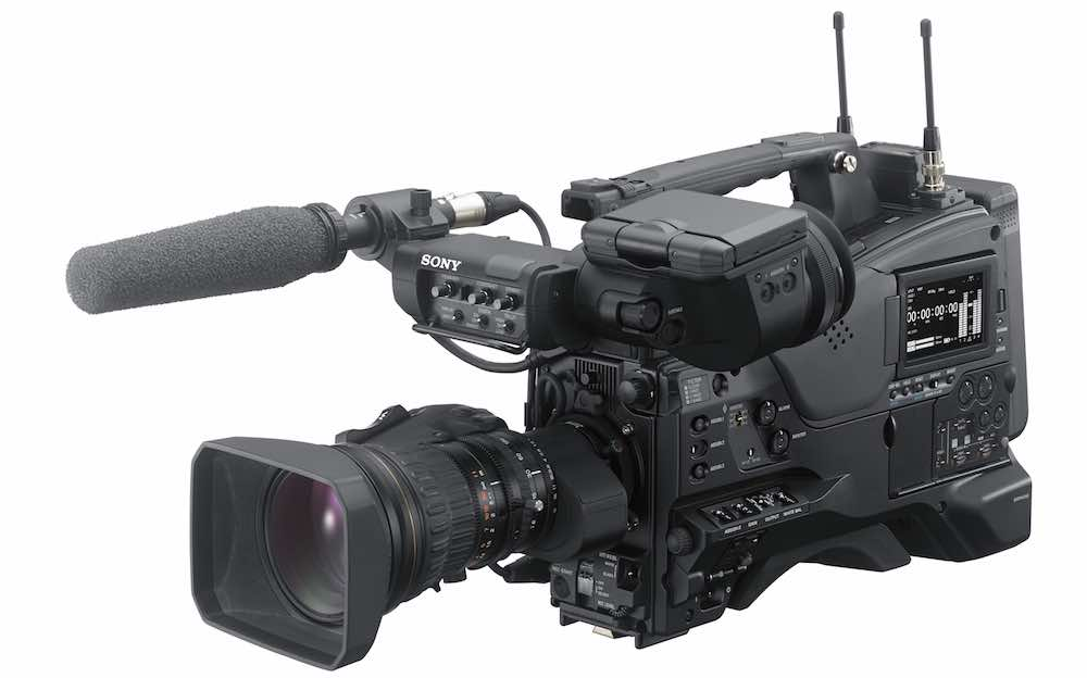 Sony's PXW-Z450 ENG camcorder