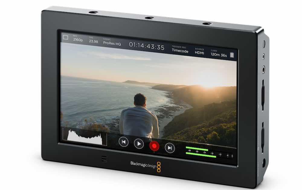 Blackmagic Design's new Video Assist 4K