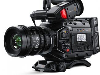 Blackmagic Design URSA Mini Pro side view