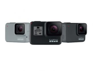 The GoPro HERO7 line up