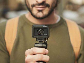 RX0 II handheld video