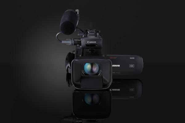 Canon XA55 camcorder
