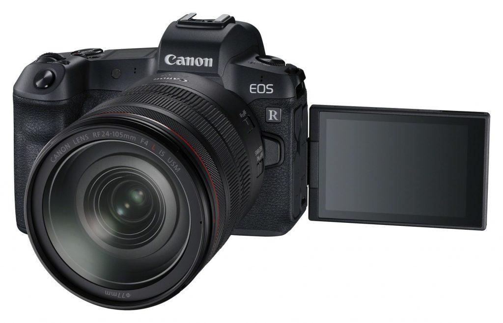 Canon's EOS R. Image: Canon