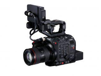 Canon C300 mkIII