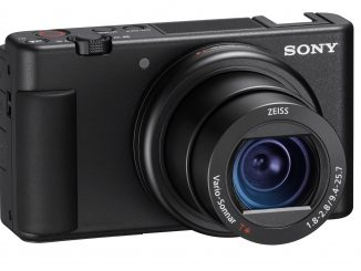 Sony ZV-1 video blogging camera
